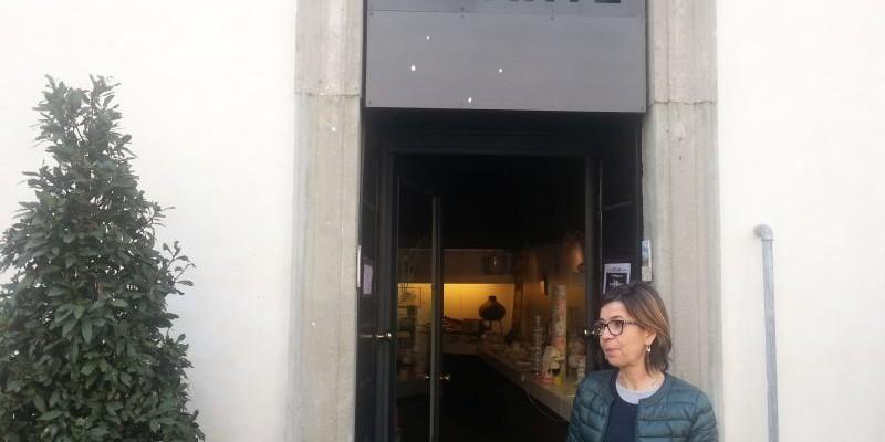 IDEARTE NUOVO SHOWROOM E LABORATORIO